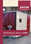 Schweißkabine ASK-600 - AKON Robotics - PDF Flyer